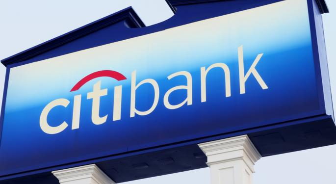 Citigroup's CEO Corbat: Morale is Good; Environment to Remain Challenging