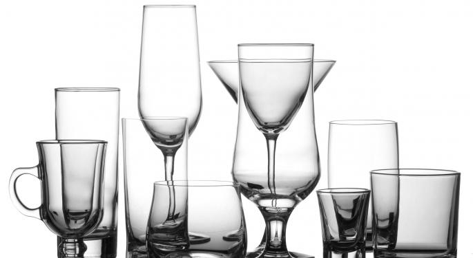 Is This Small Cap Glassware Company Fit For Serving Returns? LBY