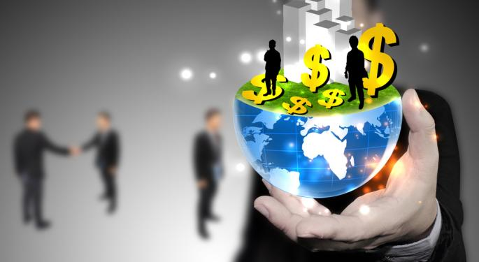 Global Funds Impress as U.S. Junk Bond ETFs See Redemptions