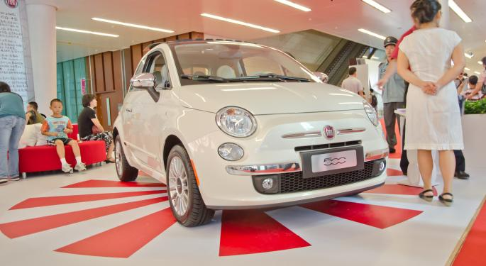 Fiat Positioning Itself For A Promising Market Share In China