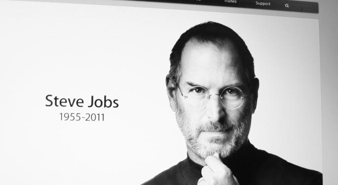 Steve Jobs Was 'Incredibly Prescient' and 'Prolific' in Filing Design Patents