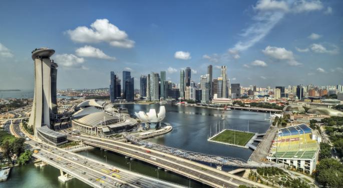 Singapore Inflation Hits 4.7%