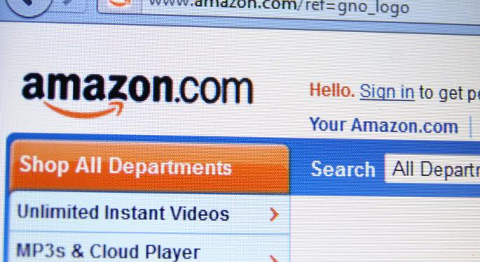 Amazon.com Goes Down, Leaving Millions Forced To Work AMZN