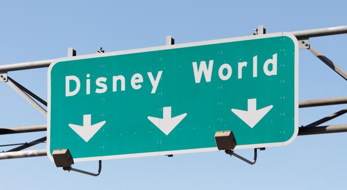 Disney: The Dow's New Dividend Dynamo