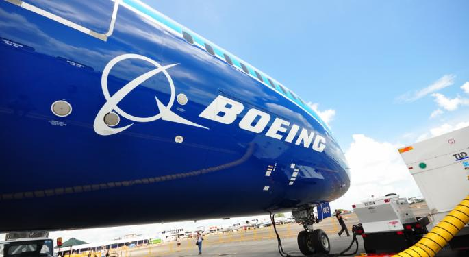 Boeing and Other Quality Growth Stocks BA, DKS, SWN