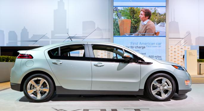How Long Until General Motors Profits from Electric Vehicle Sales? GM