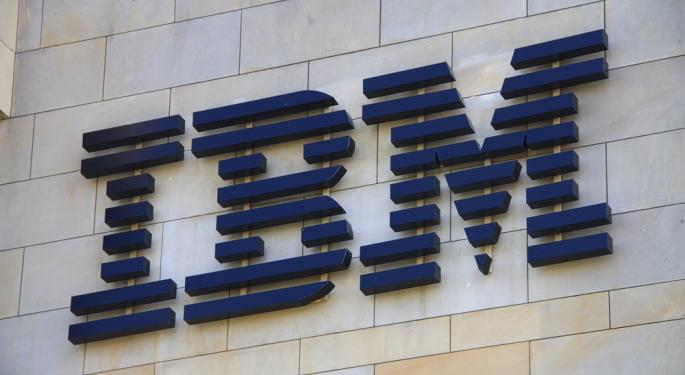 IBM Misses Q1 Estimates; Stock Falls
