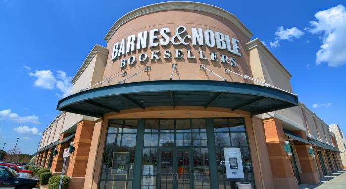 Barnes & Noble Resolves Dispute with Simon & Schuster
