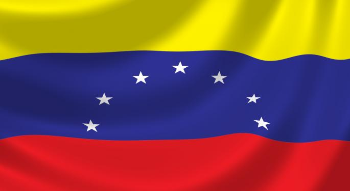 Finding ETF Ways to Participate in Venezuela's Upside