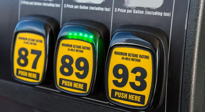 Autumn Winds Sweep In Lower Gas Prices