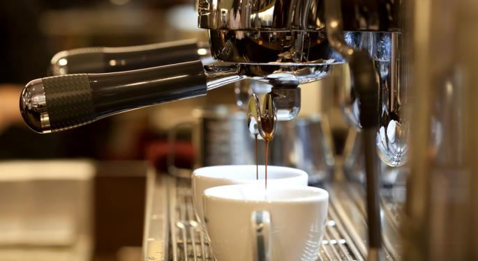 Caribou Coffee Bought for $16 per Share