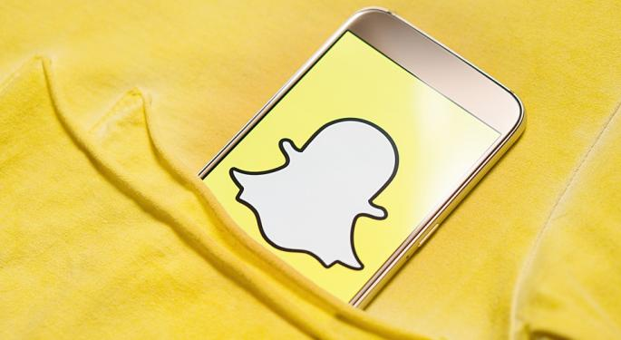 Upcoming Earnings: Snap To Report Q3 Results Tomorrow After The Close