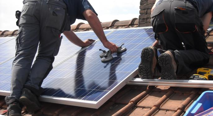 SolarCity Receives $100 Million Investment, Shares Spike