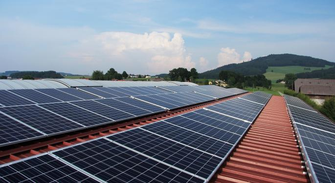 Solar ETF And Stocks Getting Hammered: Here's Why