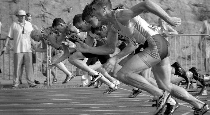 4 Reasons Finish Line Shares Could Remain Range-Bound In The Near Term