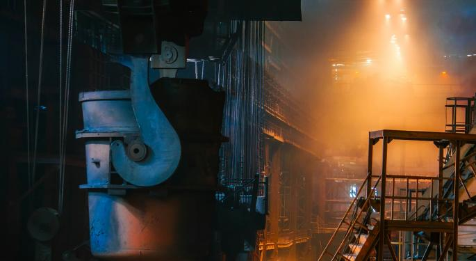 AK Steel Upgraded On Improved Margin Outlook