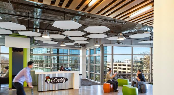 thesis on godaddy Many investors, according to the thesis, view godaddy inc (nyse:gddy) as a 19-year old mature tech company that provides commodity services in a highly-competitive.