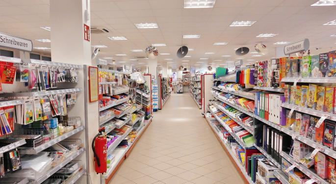 Big Lots' Transformation Produces Steadily Positive Comp Sales Growth Story, Yet Remains Sidelined