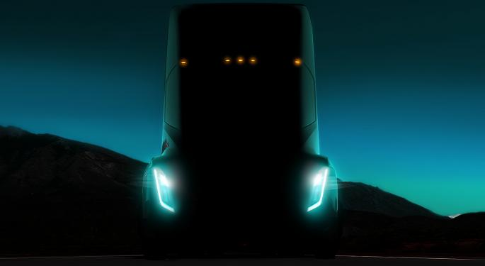 The Bear Thesis For Truckers: Tesla To Conquer All
