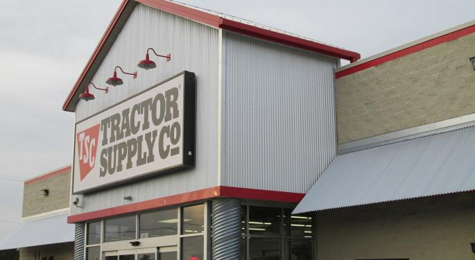 Tractor Supply Downgraded; What's A Fair Value For The Stock Now?