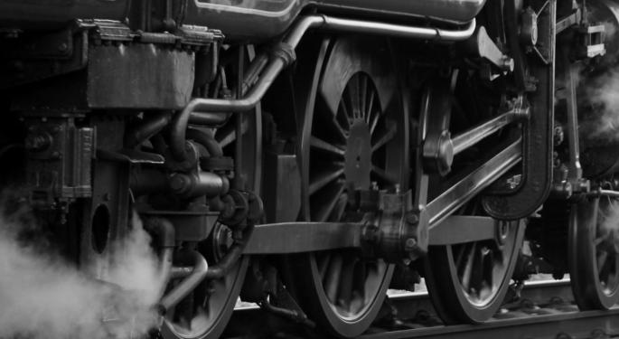 A Railroad Pair Trade: Kansas City Southern Vs. Union Pacific