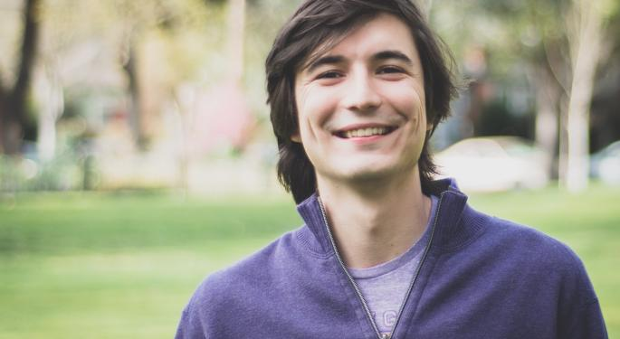 From Physics Grad Student To Financial Disruptor: Robinhood's Vlad Tenev