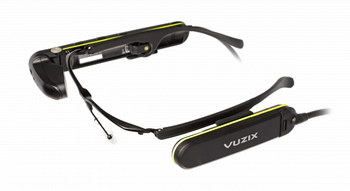 For Smart Glasses Maker Vuzix, 2018 Could Be 'Transformative'