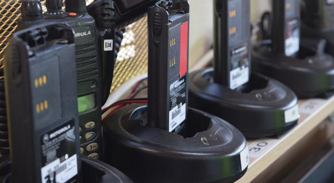 Citron Sees 78% Downside In Motorola Solutions, Company Calls Claims 'Baseless'
