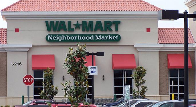Walmart Comfortable With Outlook, Underlines E-Commerce Focus