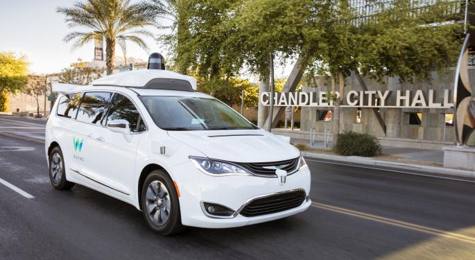 Waymo Works To Build Trust As First Pilot-Free Vehicle Hits The Road