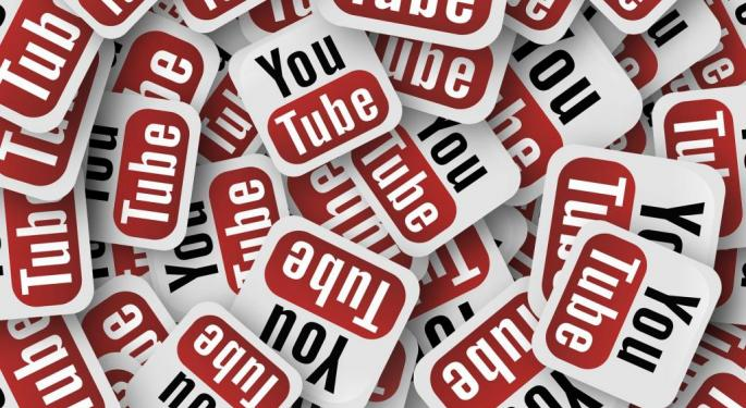 Why YouTube Views May Be Slowing: The Law Of Large Numbers