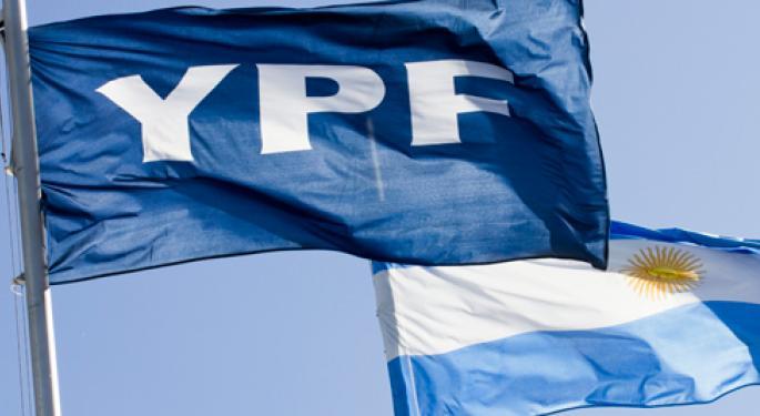 YPF, Statoil in Partnership Talks