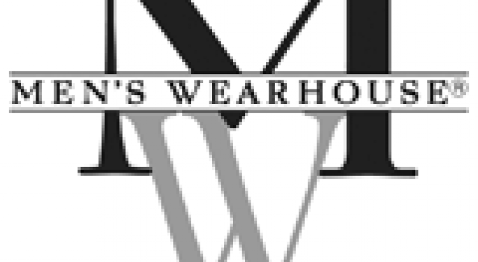 Did Social Media Chatter Signal the Rally in The Men's Wearhouse, Inc.?