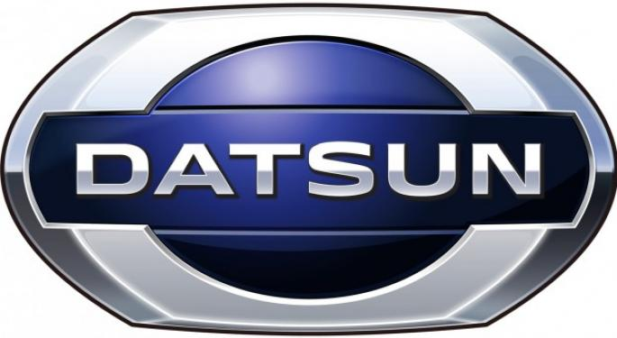 Nissan Reintroducing Datsun to Emerging Markets