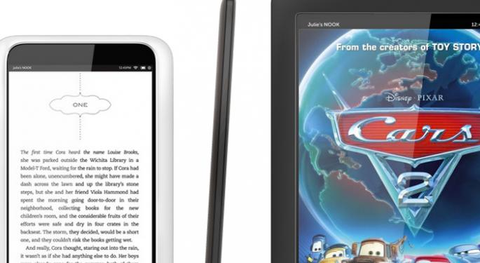 Will Nook HD Succumb to Amazon's Supremacy?