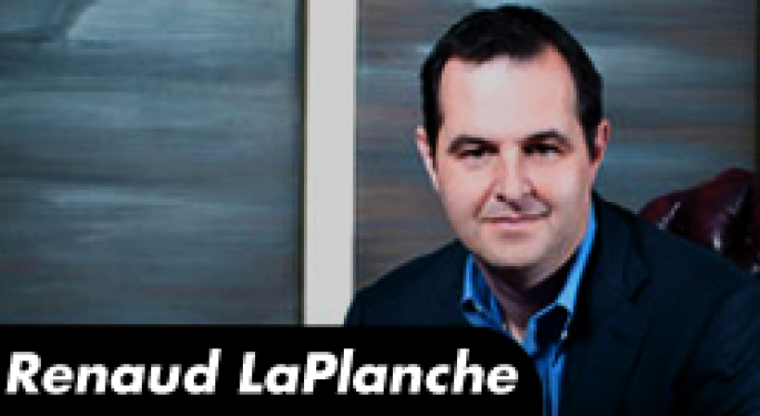 Exclusive: Interview with Renaud Laplanche, CEO of Lending Club, Part 1