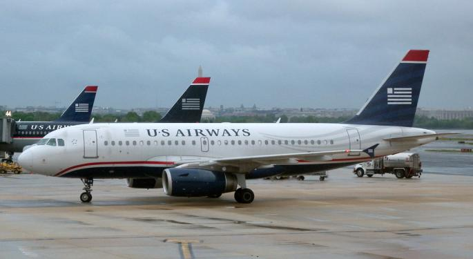 Earnings Call: US Airways Flying High