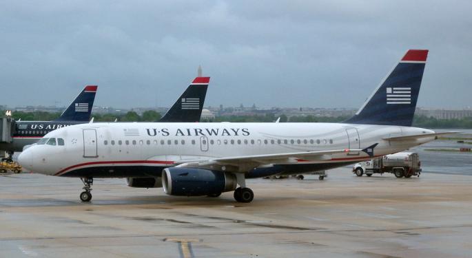 Earnings Call: US Airways Flying High