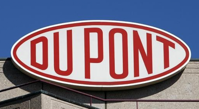 DuPont Earnings Wrap Up