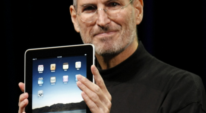 Apple's iPad Will Finally See Competition This Fall