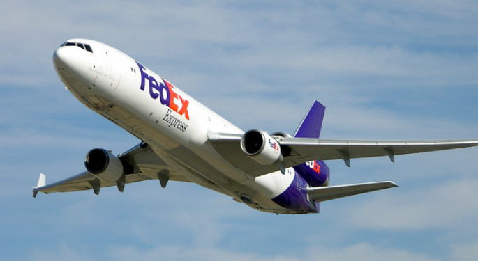 A Look Ahead to FedEx's Tuesday Earnings Report