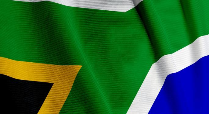 Labor Unrest Could Hit South Africa ETFs