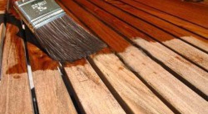 Increasing Penetration of Global Paint and Varnish Market