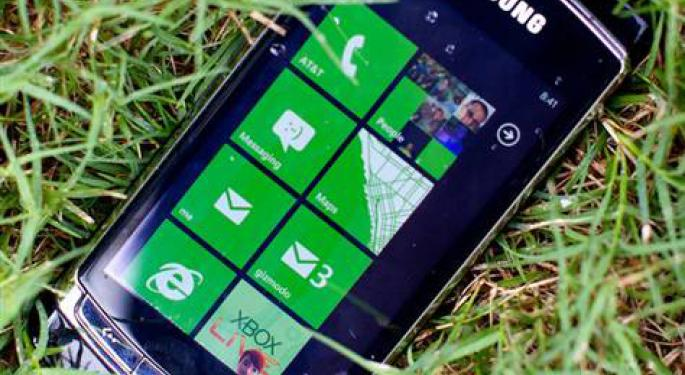 Is Samsung Leaving Android for Windows Phone 8?