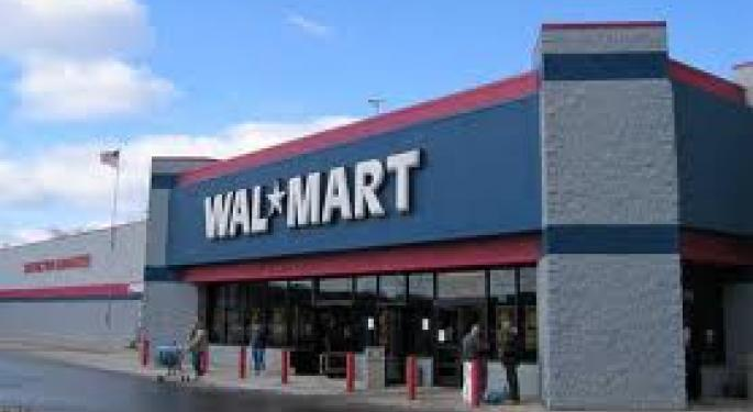 Wal-Mart Really Wants New York City To Save Money WMT