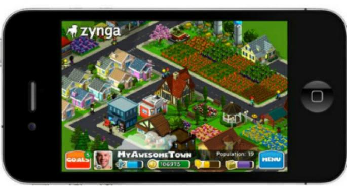 Zynga Finds it Difficult to Go Mobile