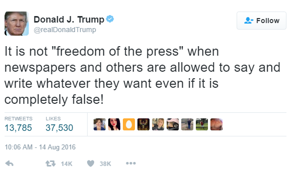 Image result for pictures of trump on dishonest media
