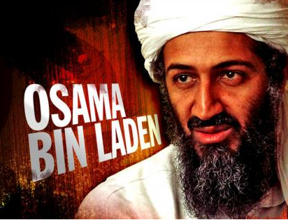 bin laden has been gunned down. Osama Bin Laden has been